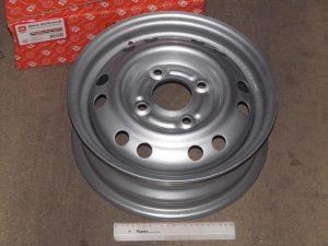 Disk-kolesny`j-stal`noj-13×4,5-4×114,3-ET45-DIA69,1-De`u-Matiz-DK-229.3101015.27-03