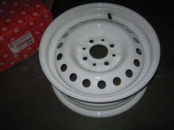 Disk-kolesny`j-stal`noj-13×5,0-4×98-ET29-DIA60,1-VAZ-2103-bely`j-DK-2103-3101015-01