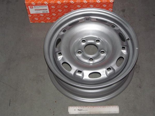 Disk-kolesny`j-stal`noj-14×5,0-5×100-ET35-DIA57,1-Skoda-Volkswagen-DK-6Q0601