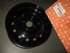 Disk-kolesny`j-stal`noj-14×5,5-4×100-ET43-DIA60,1-DACIA-Logan-cherny`j-216.3101015-04