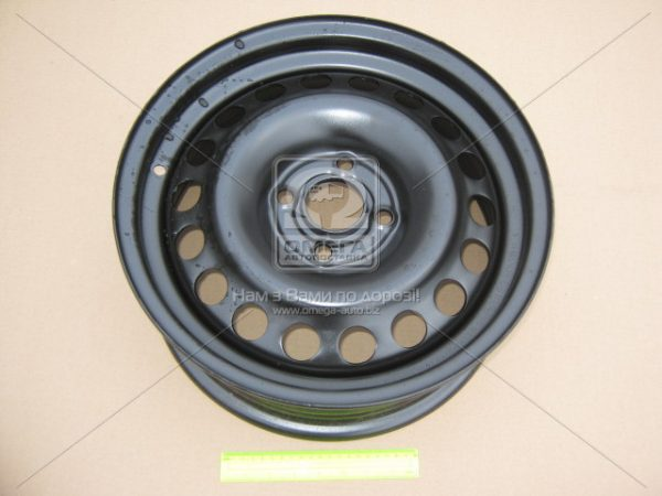 Disk-kolesny`j-stal`noj-15x6,0-4x100-ET39-DIA56,6-Opel-Corsa-KrKZ-228.3101015.27
