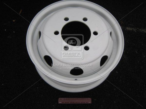 Disk-kolesny`j-stal`noj-GAZEL`-16×5,5-6×170-ET105-DIA130-raskatnoj-krugly`e otverstiya-KrKZ-14.3101011-01.03