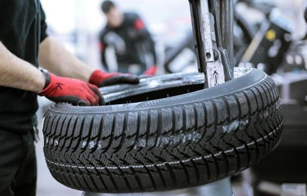 перебортировка колес